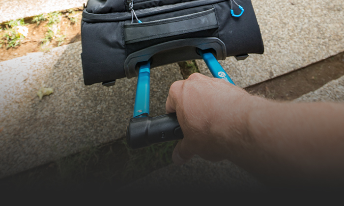Wheeled Dive Bags